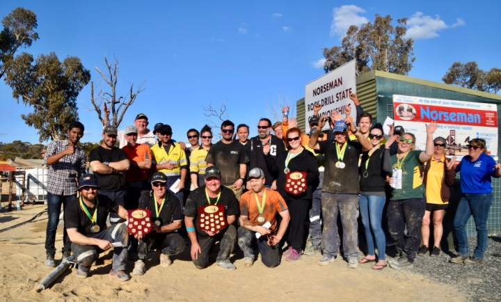 Norseman Rockdrill State Championships 2018 – RESULTS