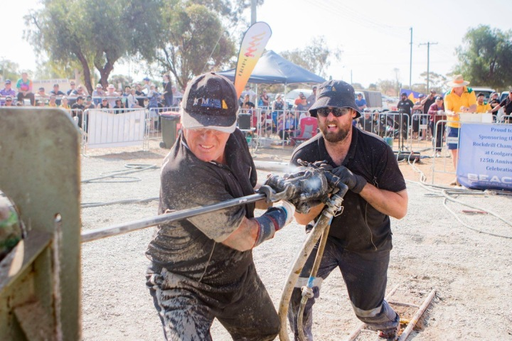 Nominations Open for 2019 Coolgardie Day Rock Drill Championships